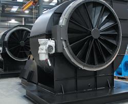 Biomass Fan